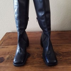 Enzo Angiolini Tall Riding Boots - Size 36/Size 6